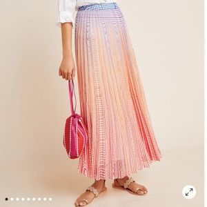 Geisha Designs Dawn Maxi Skirt